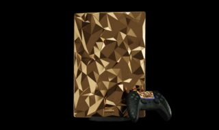 PS5 : une édition limitée en or 18 carats est disponible à 499 000 euros !