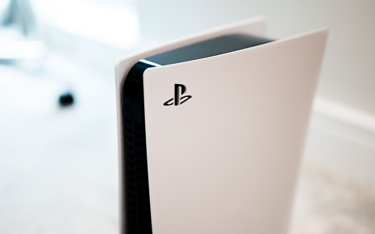 PlayStation 5 (image libre de droits)