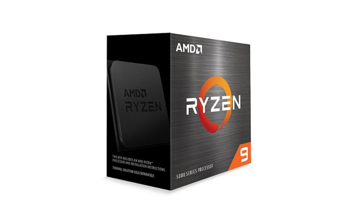 Ryzen 9 5900X