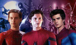 Spider-Man 3 : Tom Holland affirme que Tobey Maguire et Andrew Garfield ne seront pas au casting