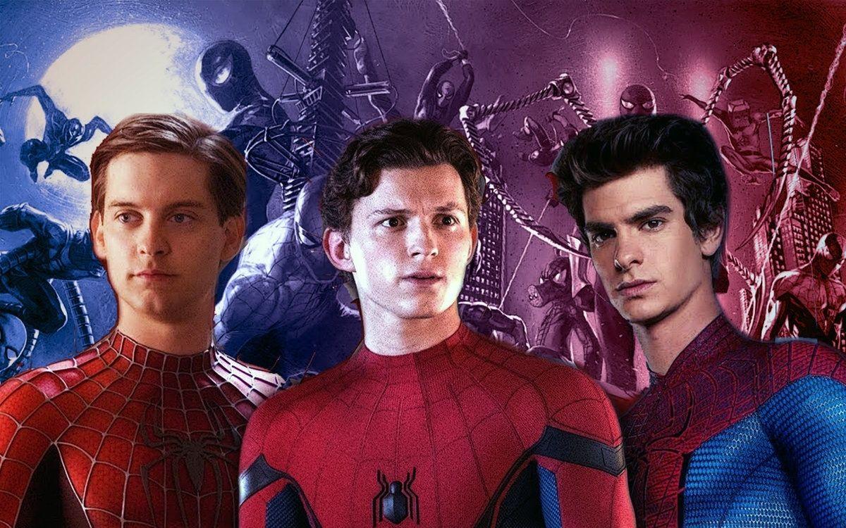 Spider-Man 3 Tobey Maguire Andrew Garfield