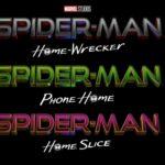 Spider-Man 3 titre film