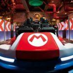 Super Nintendo World attraction Mario Kart