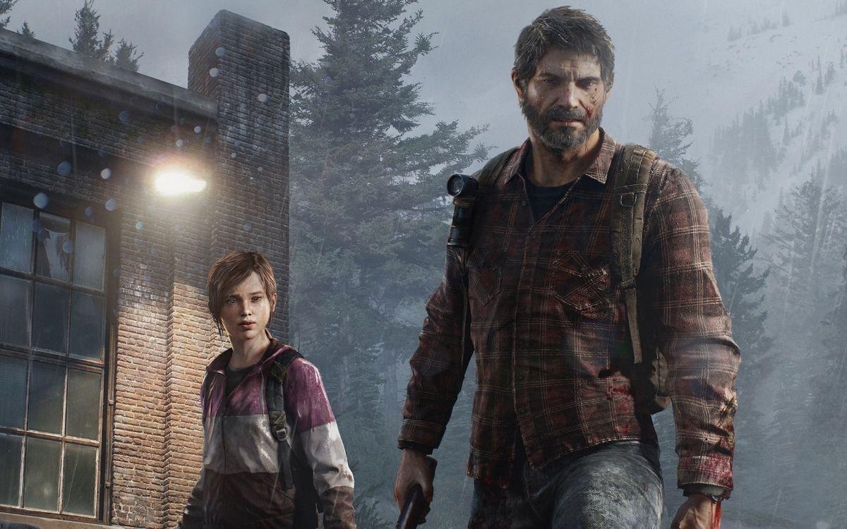 The Last of Us Joel et Ellie