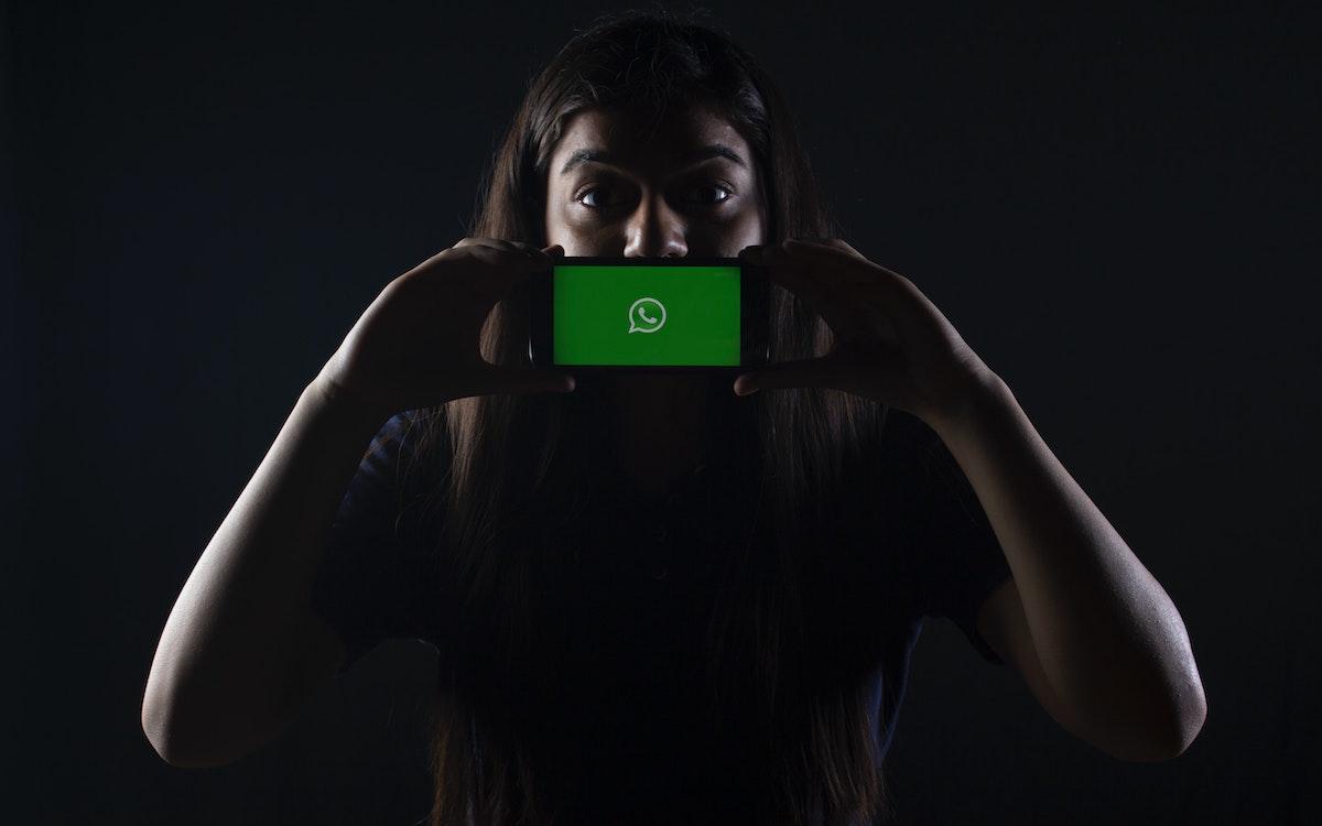 WhatsApp politique confidentialité (image libre)