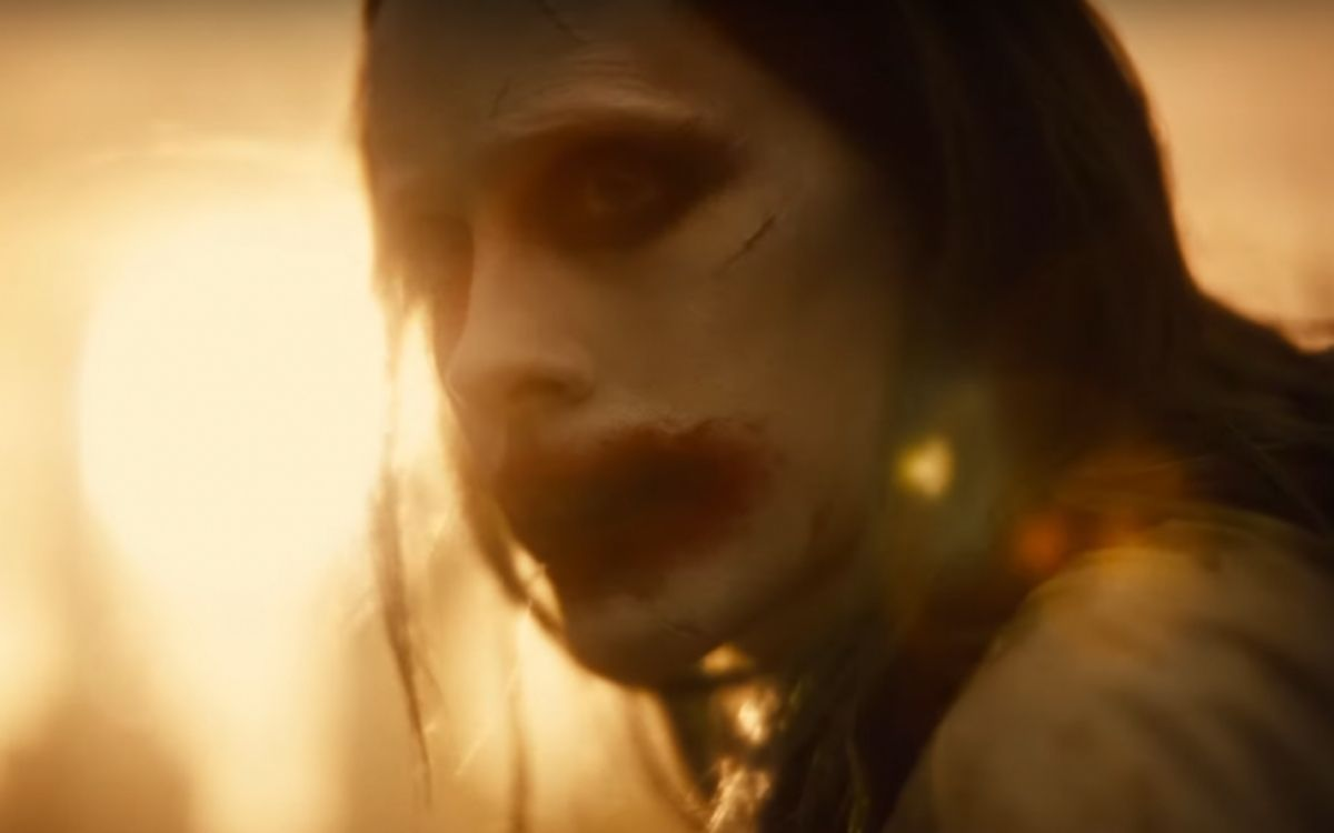 Zack Snyder's Justice League Joker
