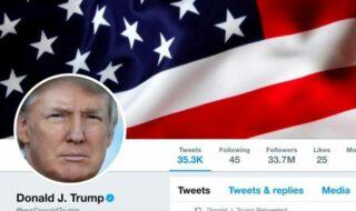 Twitter ne permettra pas à Trump de revenir, même s'il devient candidat à la présidence
