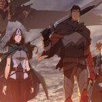 Dragon's Blood, série animée basée sur Dota 2