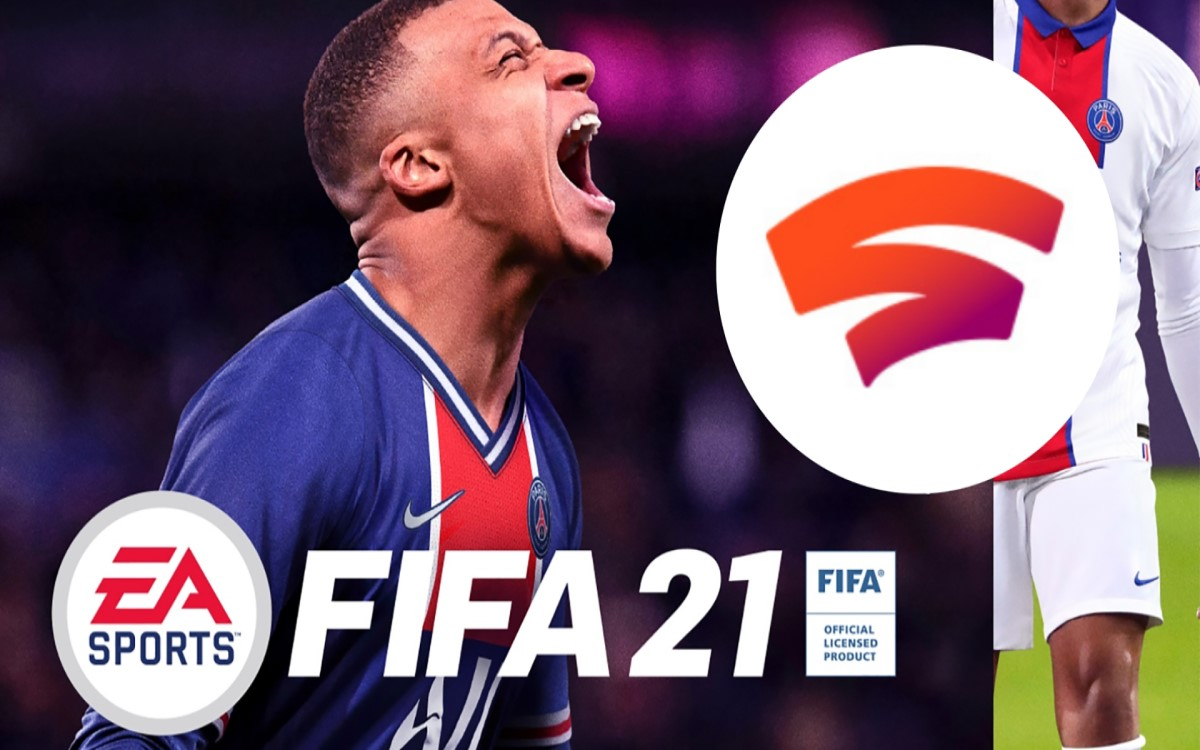 FIFA 21 arrive sur Google Stadia