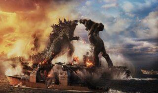 Godzilla vs Kong : 350 millions de dollars de recettes, un record depuis le début de la pandémie