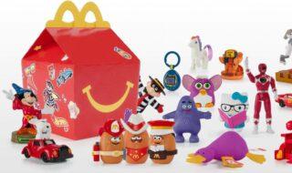 Happy Meal: McDonald's supprime les jouets en plastique du menu enfant