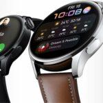 Huawei Watch 3 et 3 Pro