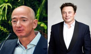 Jeff Bezos est de nouveau l'homme le plus riche du monde devant Elon Musk