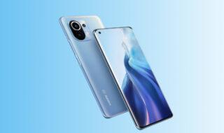Le Xiaomi Mi 11