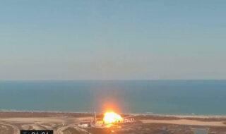 SpaceX : un prototype de la fusée Starship se crashe (encore) en atterrissant