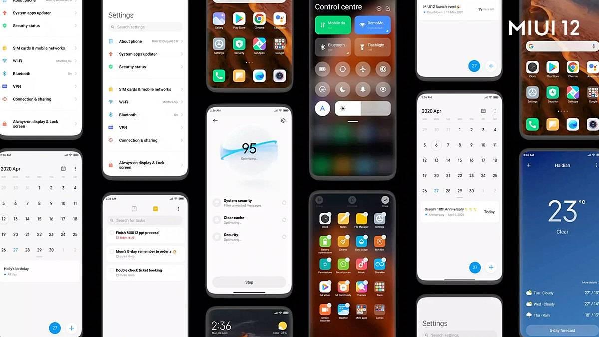 Xiaomi Mi UI 11