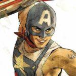 Aaron Fischer Captain America