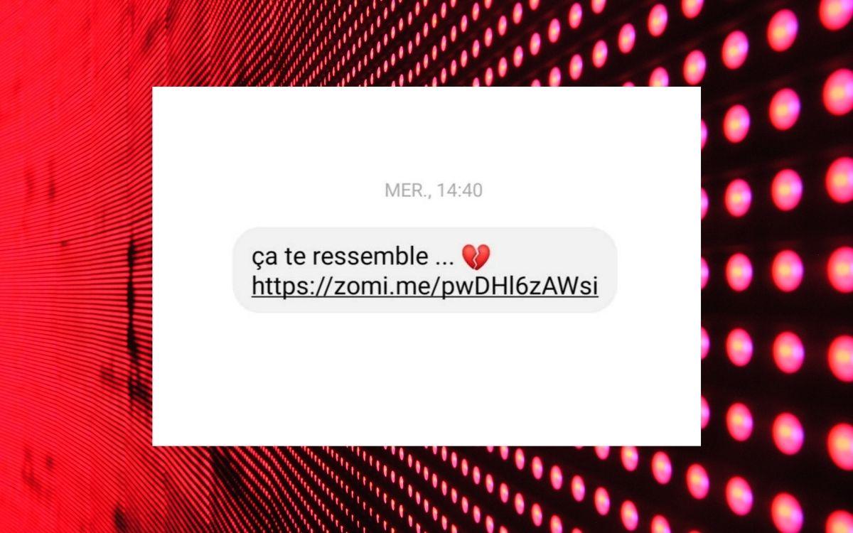 Ça te ressemble, nouvelle campagne de phishing sur Facebook