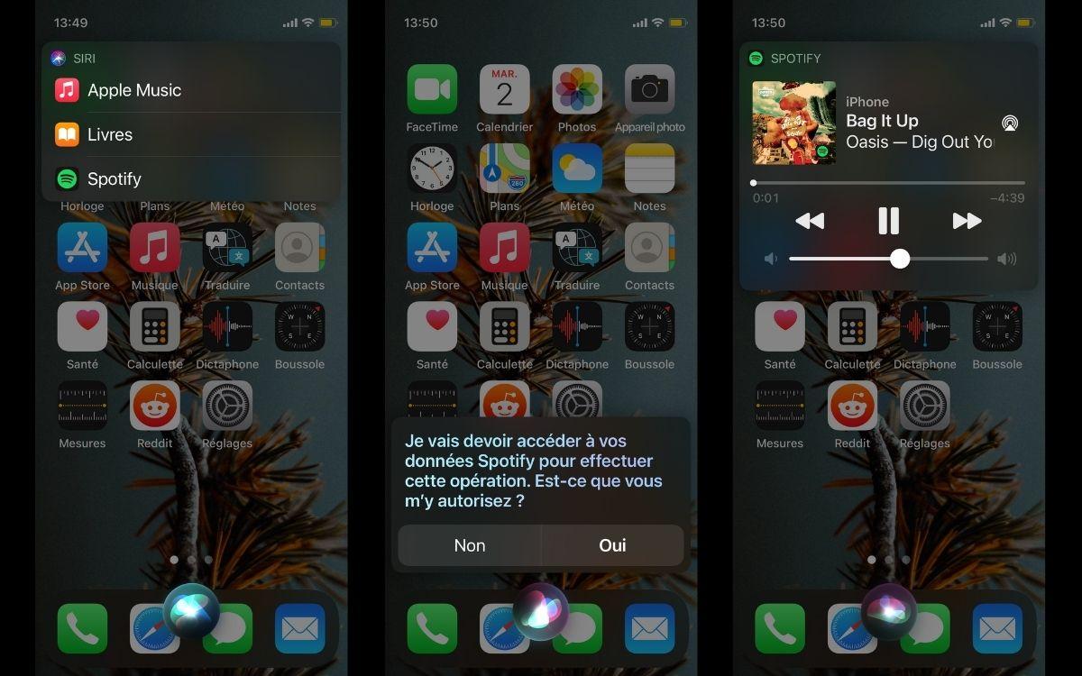 Comment changer l'application de musique par défaut sur iPhone