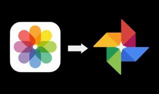 Comment transférer des photos et vidéos iCloud sur Google Photos ?