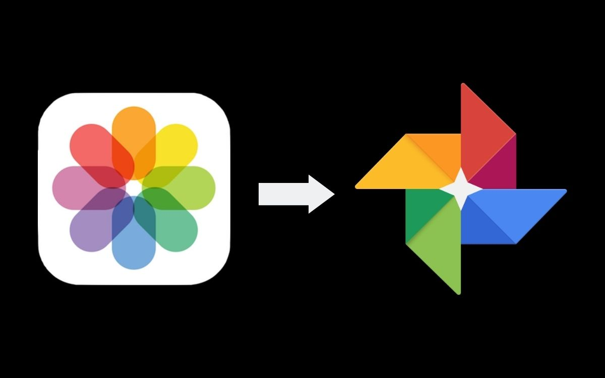 How to transfer iCloud to Google Photos