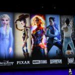 Disney Marvel Star Wars Pixar