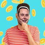 Elon Musk. Image Khosrork, Getty, BBC