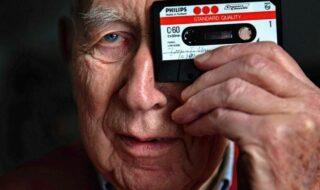 À 94 ans, l'inventeur de la cassette audio et co-créateur du CD est décédé