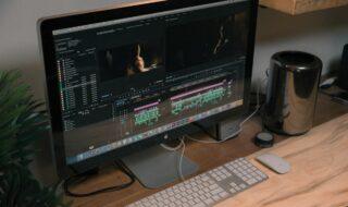 Meilleurs logiciels montage vidéo