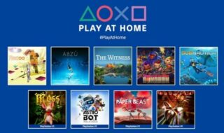 Play At Home, Sony