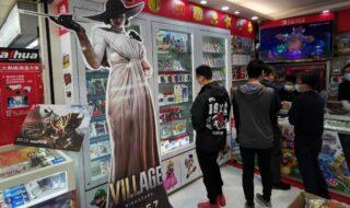 Resident Evil Village : Capcom fait la promo du jeu avec une Lady Dimitrescu grandeur nature