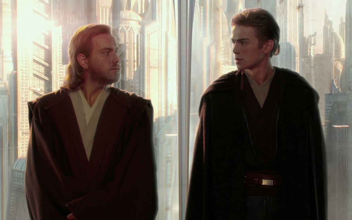 Série Obi-Wan Kenobi McGregor Hayden