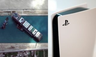 PS5 : la pénurie de consoles aggravée par l'incident du canal de Suez