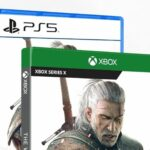The Witcher 3 Complete Edition PS5 Xbox Series X