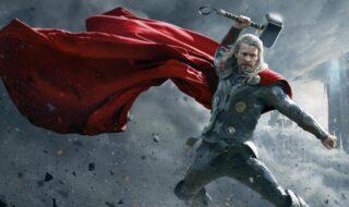 Thor : Chris Hemsworth compare sa force avec sa doublure et perd, la vidéo