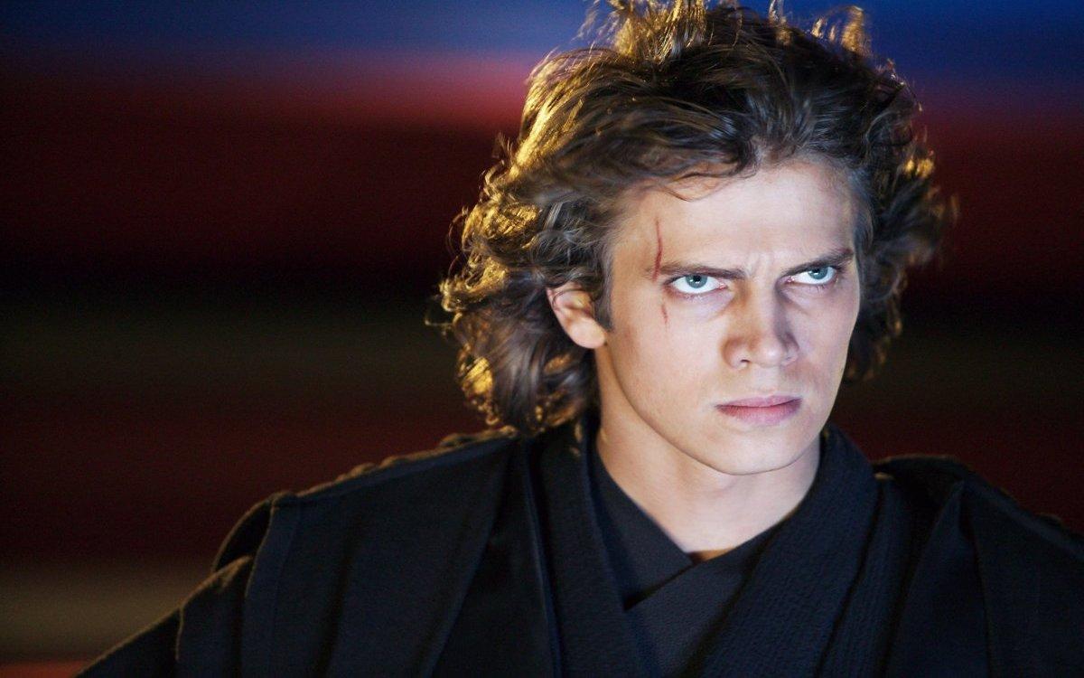 Anakin dans La Revanche des Sith