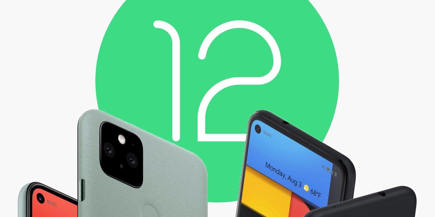 Android 12 : smartphones compatibles