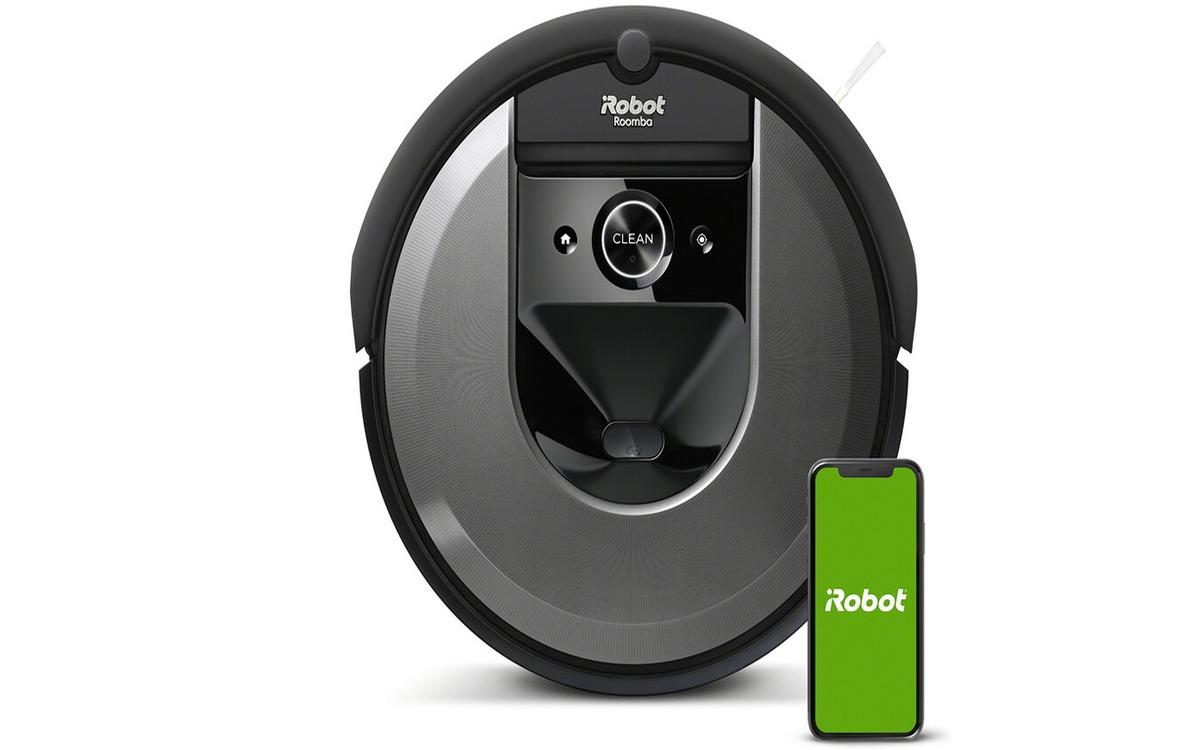 Le Roomba i7 d'iRobot