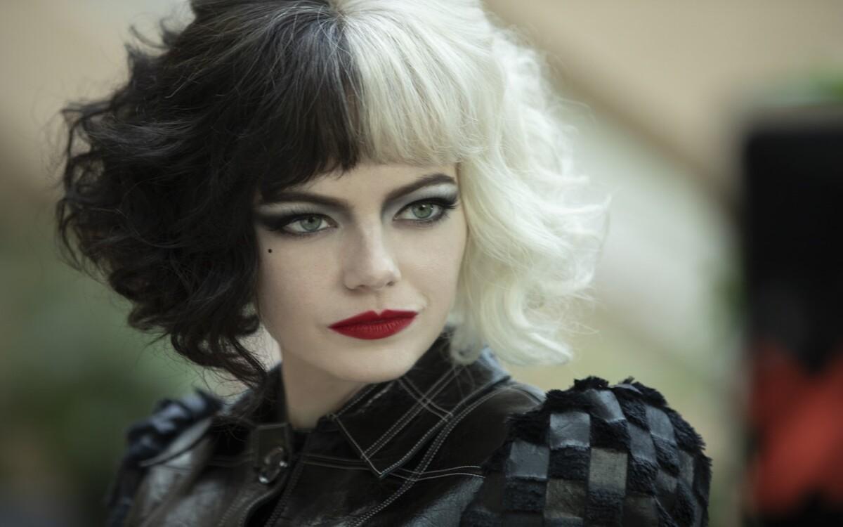Emma Stone est Cruella