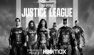 Justice League : la version de Zack Snyder arriver