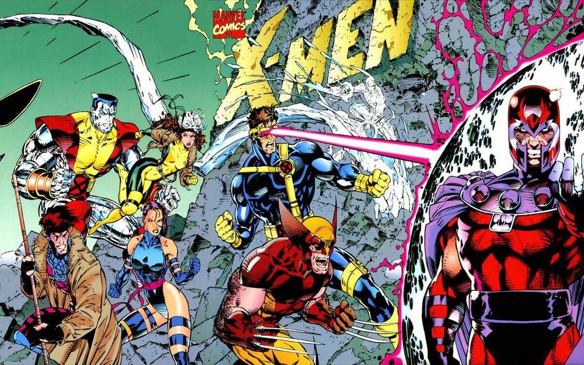 Le titre du reboot de X-Men aurait fuité