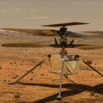 L'hélicoptère Ingenuity de la Nasa