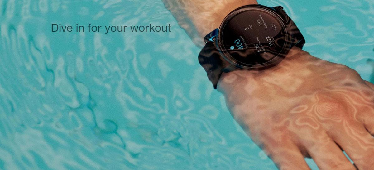 OnePlus Watch Waterproof