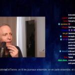 La chaîne Twitch de Samuel Etienne