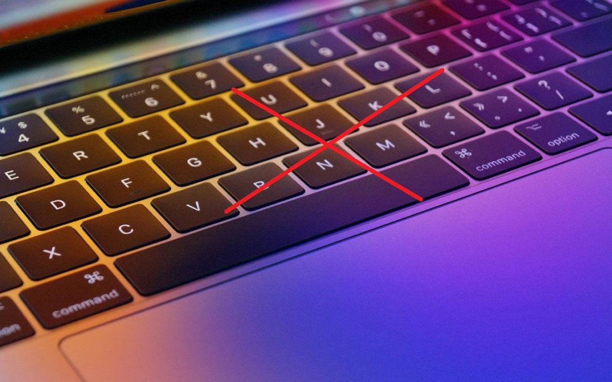 Verrouiller clavier Windows ou Mac