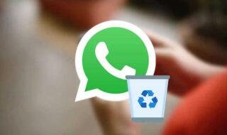 Comment récupérer des messages supprimés sur WhatsApp ?
