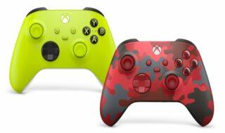 Xbox Series X : Microsoft dévoile deux nouveaux coloris de la manette Wireless Controller