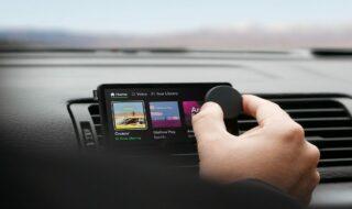 Spotify dévoile Car Thing, un petit écran d'infodivertissement pour la voiture