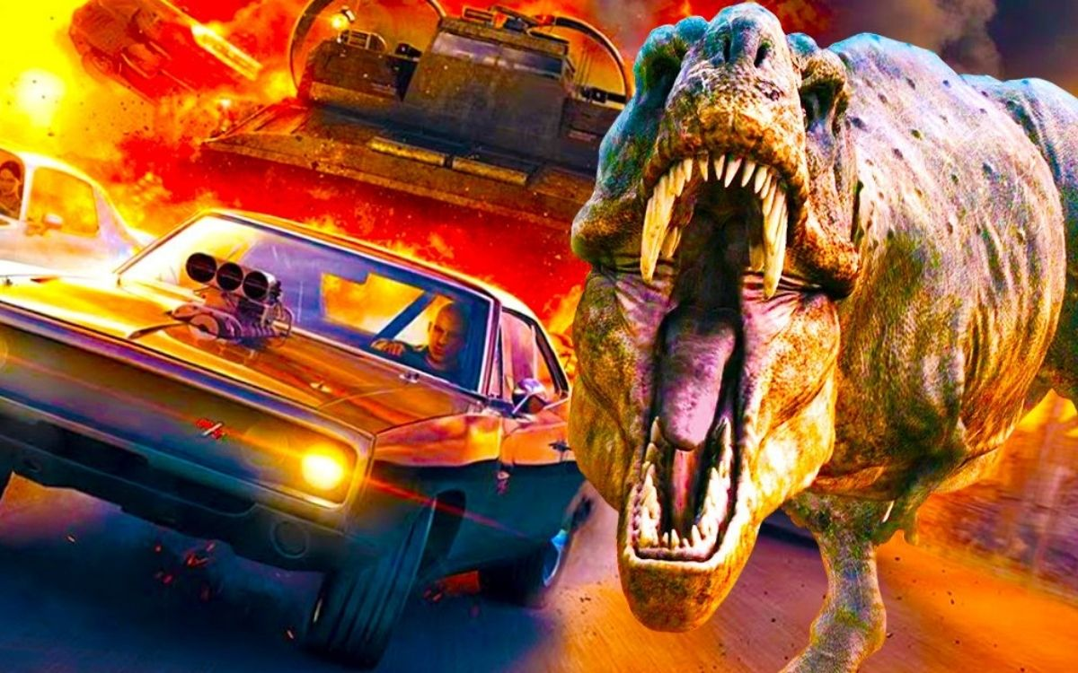 Fast and Furious et Jurassic Park. Image DR