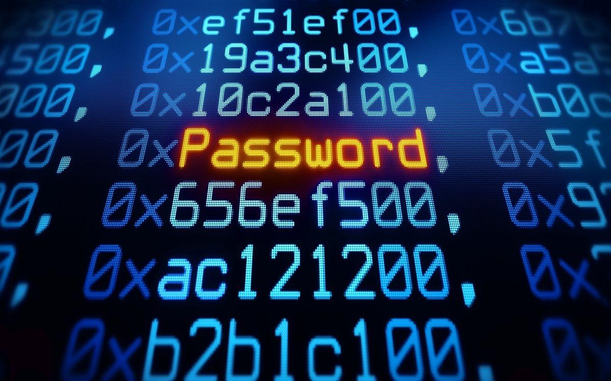 Hack mots de passe